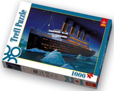 Trefl Titanic palapeli