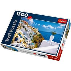Trefl Santorini Kreikka palapeli