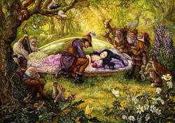 Grafika Josephine Wall - Snow White palapeli