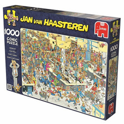 Jan Van Haasteren Kassajonossa palapeli