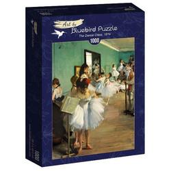 Bluebird Edgar Degas The Dance Class palapeli