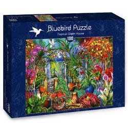 Bluebird Tropical Green House palapeli