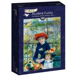 Bluebird Auguste Renoir Two Sisters on the Terrace palapeli
