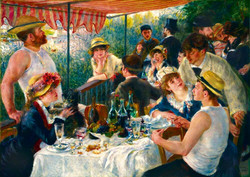 Bluebird Luncheon of the Boating Party palapeli