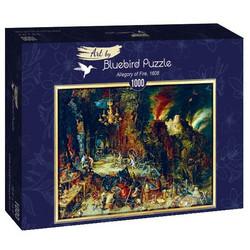 Bluebird Allegory of Fire palapeli