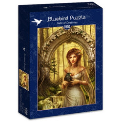 Bluebird Cris Ortega-Gate of Destinies palapeli