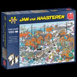 Jan Van Haasteren Etelänapa palapeli