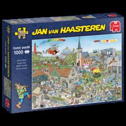 Jan Van Haasteren Lomasaari palapeli
