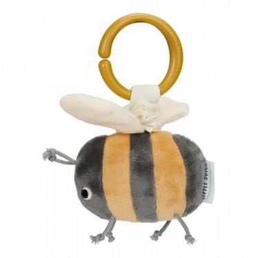 Little Dutch Pikku Hanhi Mehiläinen tärinälelu
