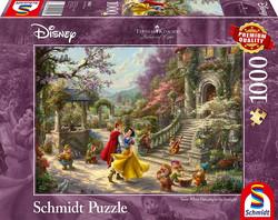 Schmidt Thomas Kinkade Disney Snow White&Prince Dancing palapeli
