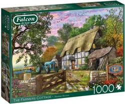 Falcon Dominic Davison The Farmers Cottage palapeli