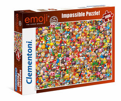 Clementoni Emoji Impossible palapeli