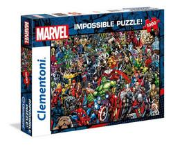 Clementoni Impossible Marvel palapeli