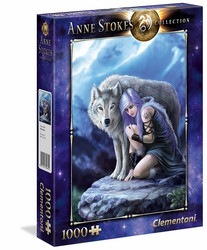 Clementoni Anne Stokes-Protector palapeli