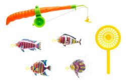 Play kalastussetti lajitelma