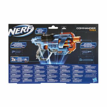 Nerf Elite 2.0 Commander RD-6 vaahtomuoviammusase