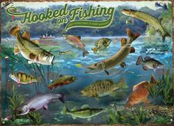 Cobble Hill Hooked on Fishing palapeli