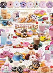 Cobble Hill Donut Time palapeli