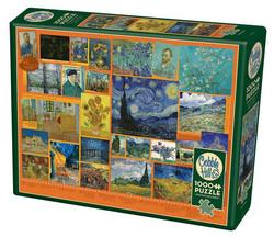 Cobble Hill - Van Gogh palapeli
