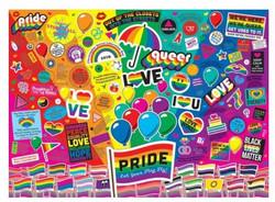 Cobble Hill Pride palapeli