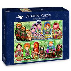 Bluebird Barbara Behr Matryoshka Dolls palapeli