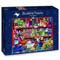 Bluebird Barbara Behr Wool Shelf palapeli