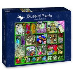 Bluebird Barbara Behr Green Collection palapeli