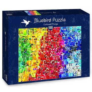 Bluebird Barbara Behr Coloured Things palapeli