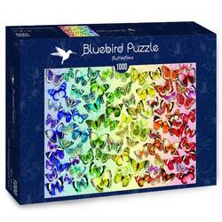 Bluebird Barbara Behr Butterflies palapeli