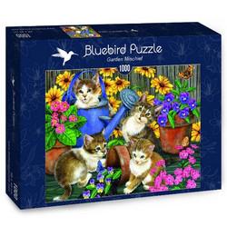 Bluebird Jane Maday-Garden Mischief palapeli