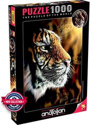 Anatolian Wild Tiger palapeli