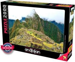 Anatolian Macchu Pichu palapeli