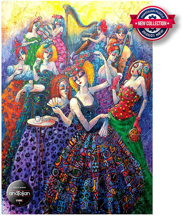Anatolian Romantic Ballroom palapeli