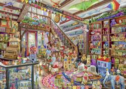 Ravensburger Fantasy Toy Shop palapeli