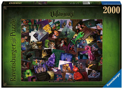 Ravensburger Disney Villainous The Worst Comes Prepared palapeli