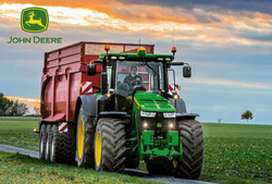 Schmidt John Deere Traktor 8370R palapeli