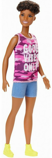Barbie Fashionista 128 Muotinukke