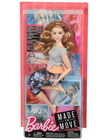 Barbie Made to Move nukke