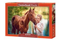 Castorland Beauty and Gentleness palapeli 1000 palaa