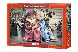 Castorland First Love palapeli 1000 palaa