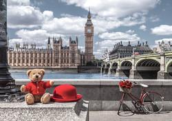 Castorland Little Journey to London palapeli 500 palaa