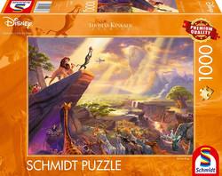 Schmidt Thomas Kinkade Disney - Lion King palapeli 1000 palaa