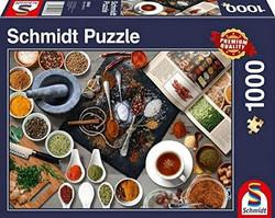 Schmidt Spices palapeli 1000 palaa