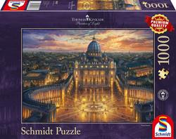 Schmidt Thomas Kinkade Vatican Sunset palapeli