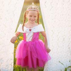 Great Pretenders Prinsessa ruususen puku 4-6v