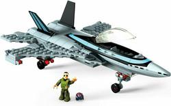 Top Gun Maverick Mega Constux Boeing F/A 18 hornet