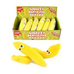 Fidget squeezy banaani