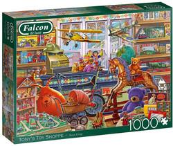 Falcon Steve Crisp Tony´s Toy Shoppe palapeli 1000 palaa