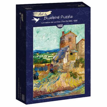 Bluebird Vincent Van Gogh-La maison de La Crau palapeli