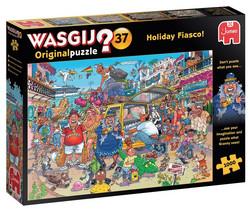 Wasgij Original 37 Holiday Fiasco palapeli 1000palaa